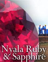 Nyala Ruby and Sapphire